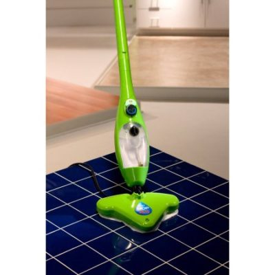Walmart – As Seen On TV H2O X5 Steam Mop, 119 Only $60.00 (Reg $89.00) + Free 2-Day Shipping