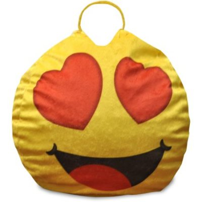 Walmart – Emoji Pals Eyes For You Mini Bean Bag with Handle Only $10.89 (Reg $12.97) + Free Store Pickup