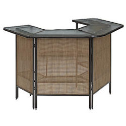 Kmart Essential Garden Fulton Bar Table Only 117 00