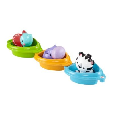 Walmart – Fisher-Price Scoop 'n Link Bath Boats Only $4.00 (Reg $8.89) + Free Store Pickup