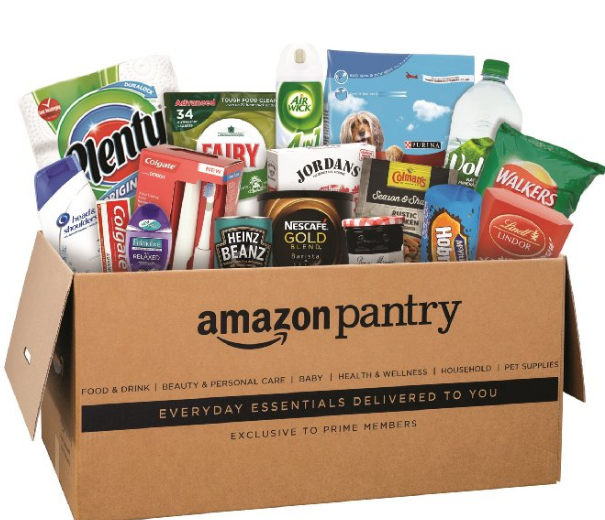 Amazon Prime Members Save $10 off $60+ Prime Pantry Order (Today Only) + 35% Off Select Items w/Coupons