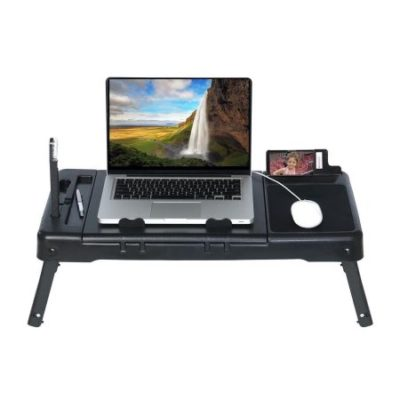 Walmart – DG Sports Laptop Table Stand with Repositionable LED Light Only $21.13 (Reg $47.89) + Free Store Pickup