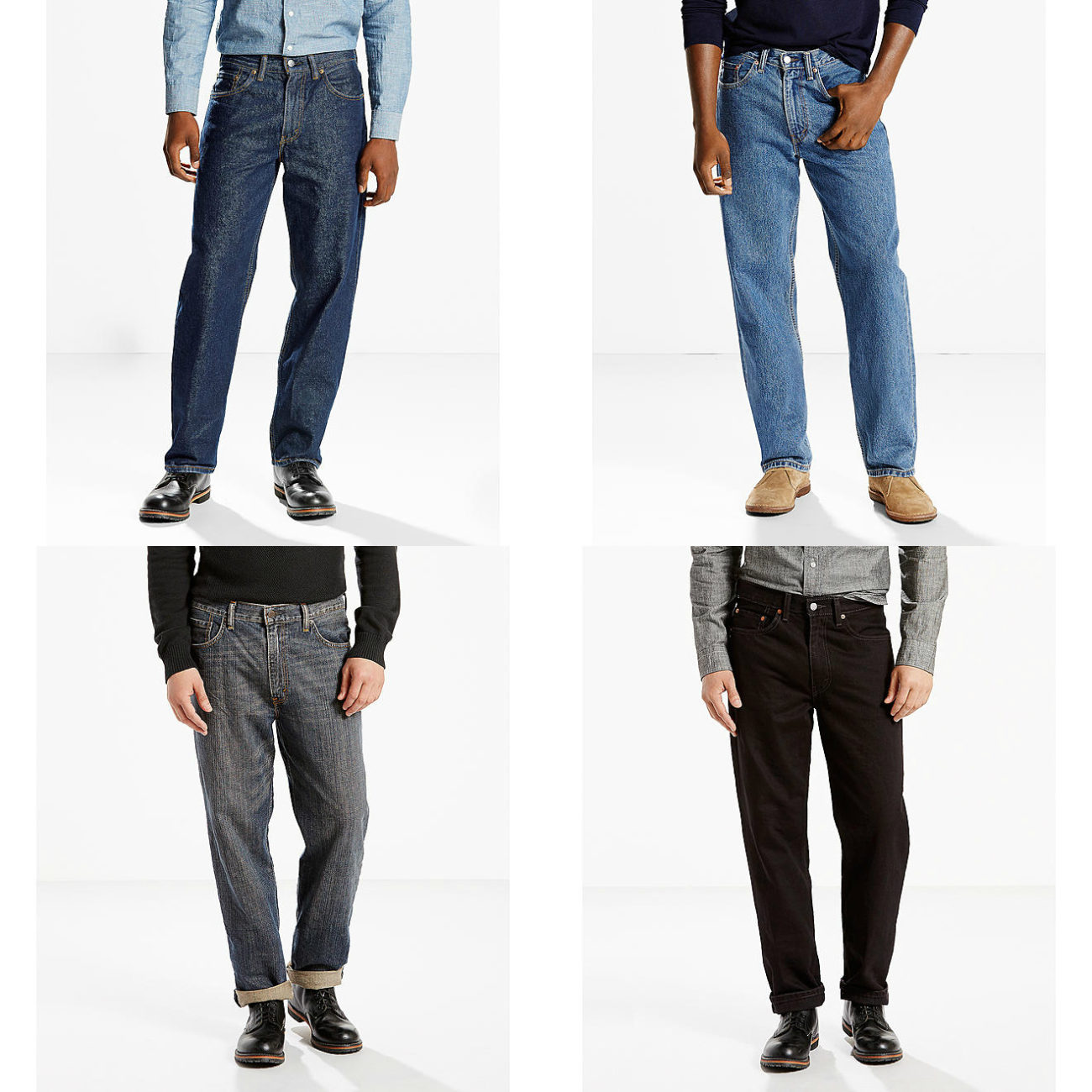 Sears – Levi's Men's Big & Tall 550™ Relaxed Fit Jeans Only $39.99 Through 09/04/17  (Reg $69.50) + Free Store Pickup