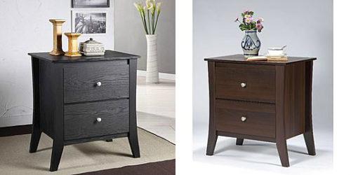 Kmart – Furniture of America Malia 2-Drawer Nightstand Only $87.99 (Reg $109.99) + Free Shipping