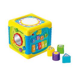 Kmart – Just Kidz Music Fun Activity Cube Only $18.82 (Reg $24.99) + Free Store Pickup