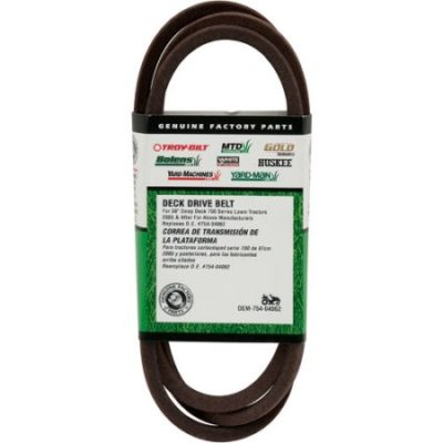 Walmart – MTD Brands 38 inch Deck Belt 954-04062 Also Fits Murray Units After 2011 Only $16.99 (Reg $26.49-$26.97) + Free Store Pickup