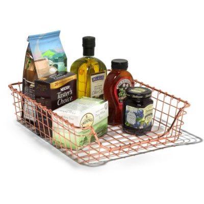 Walmart – Spectrum Scoop Tray, Copper Only $8.16 (Reg $14.99) + Free Store Pickup