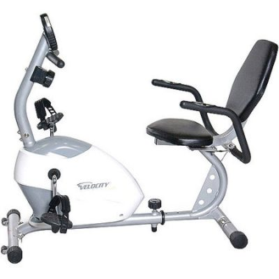 Walmart – Velocity Exercise CHB-R2101 Recumbent Exercise Bike Only $122.76 (Reg $148.00) + Free Shipping