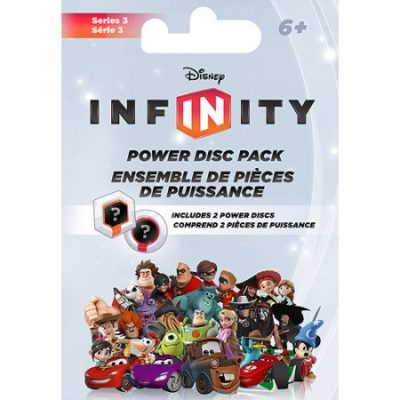 Walmart – Disney Infinity Power Disc Series 3 Only $1.96 (Reg $4.93) + Free Store Pickup