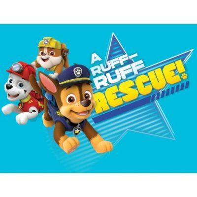 "Walmart – Nickelodeon Paw Patrol ""Ruff Rescue"" Suede Wall Art, 12″ x 16″ Only $4.02 (Reg $14.17) + Free Store Pickup"