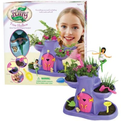 Walmart  – My Fairy Garden: Willow's Tree Hollow Only $7.97 (Reg $11.99) + Free Store Pickup