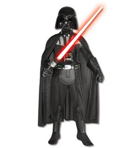 Newegg.com – Kid's Deluxe Darth Vader Star Wars Costume Only $9.99 Shipped!