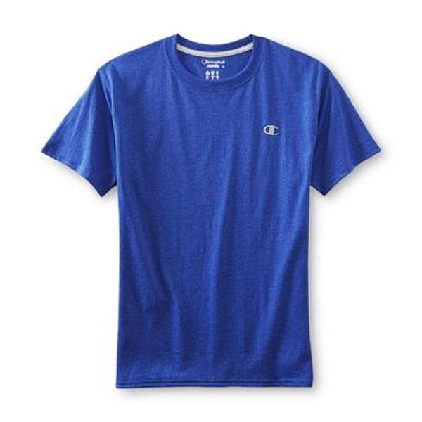 Sears – Champion Men's Big & Tall T-Shirt Only $7.19 (Reg $16.00) + Free Store Pickup