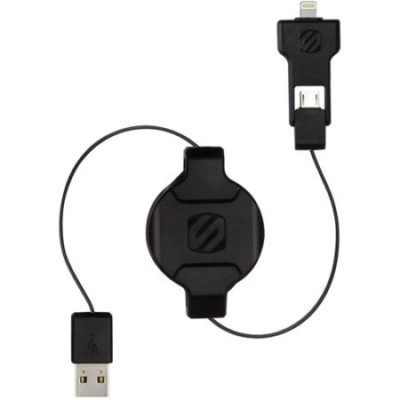 Walmart – Scosche I2MR smartSTRIKE Pro for Lightning and MicroUSB Devices Only $9.87 (Reg $17.91) + Free Store Pickup