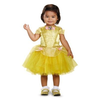 Walmart – Beauty and the Beast Belle Toddler Tutu Costume Only $3.50 (Reg $19.97) + Free Store Pickup