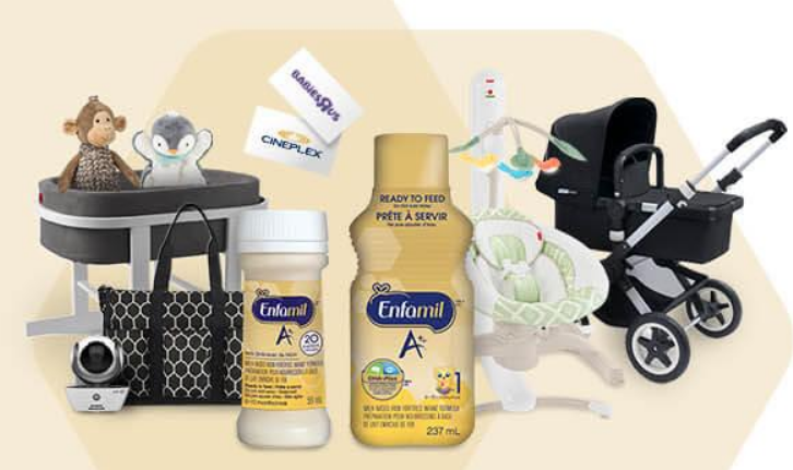 Enter the Enfamil A+ Simple Start Contest – Over $7,500 in Prizes + FREE $5 Enfamil Printable Coupon