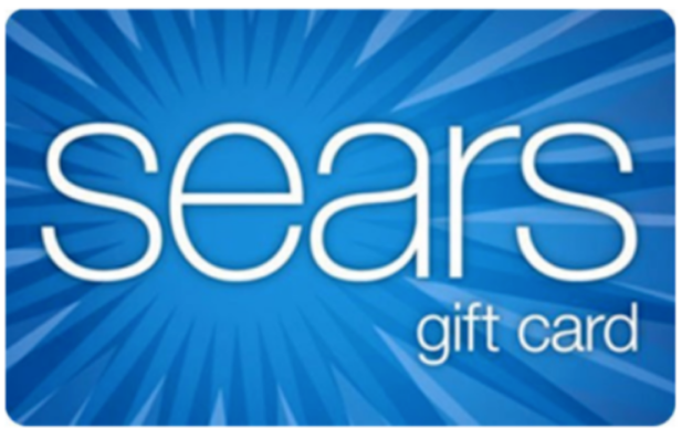 Ebay – $200 Sears Gift Card for Only $170 – Fast Email Delivery!