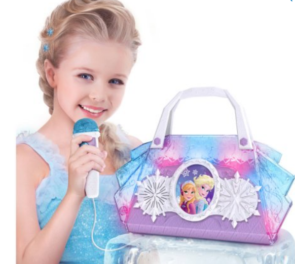 Walmart.com – Disney Frozen Cool Tunes Sing-Along Boombox Only $13.99 (Reg $20.99) + Free Store Pickup!