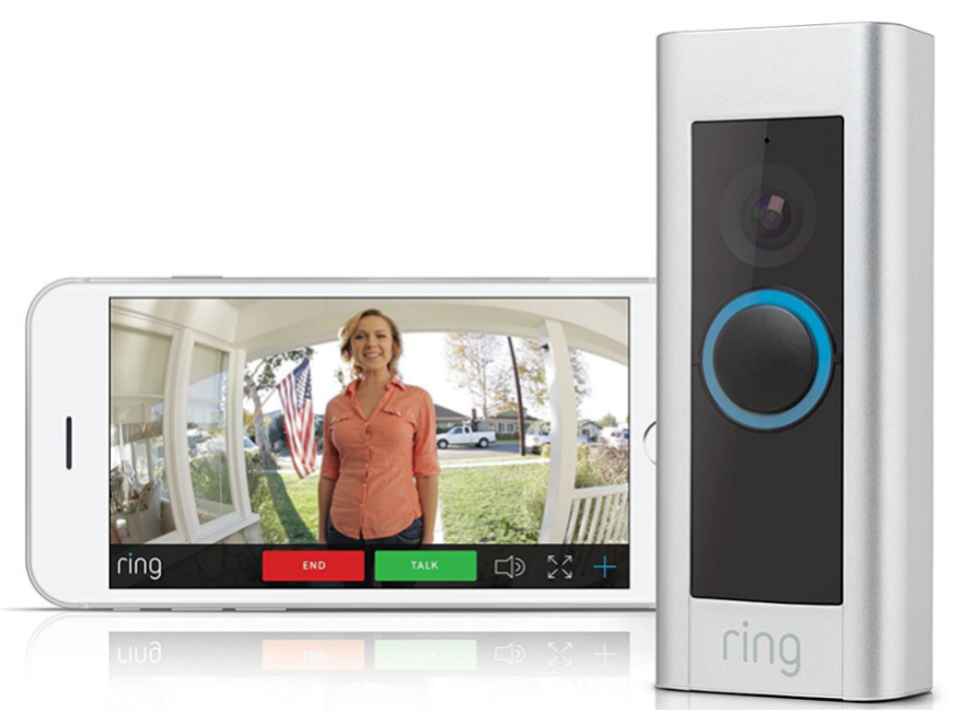 Ring Home Security Doorbell Pro Just $195.96 Shipped (Works with Amazon Alexa)