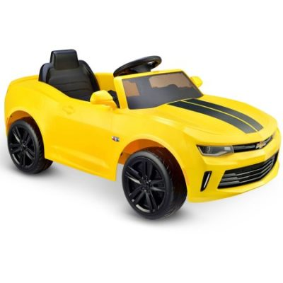 Walmart – Kid Motorz Racing Camaro RS One Seater in Yellow 6V Only $99.00 (Reg $149.00) + Free Shipping