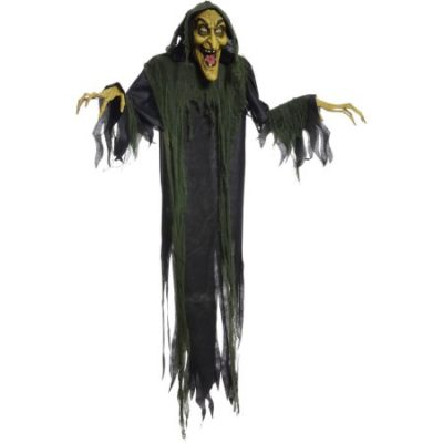 Walmart – Hanging Witch 72″ Animated Halloween Decoration Only $29.99 (Reg $35.44) + Free Store Pickup