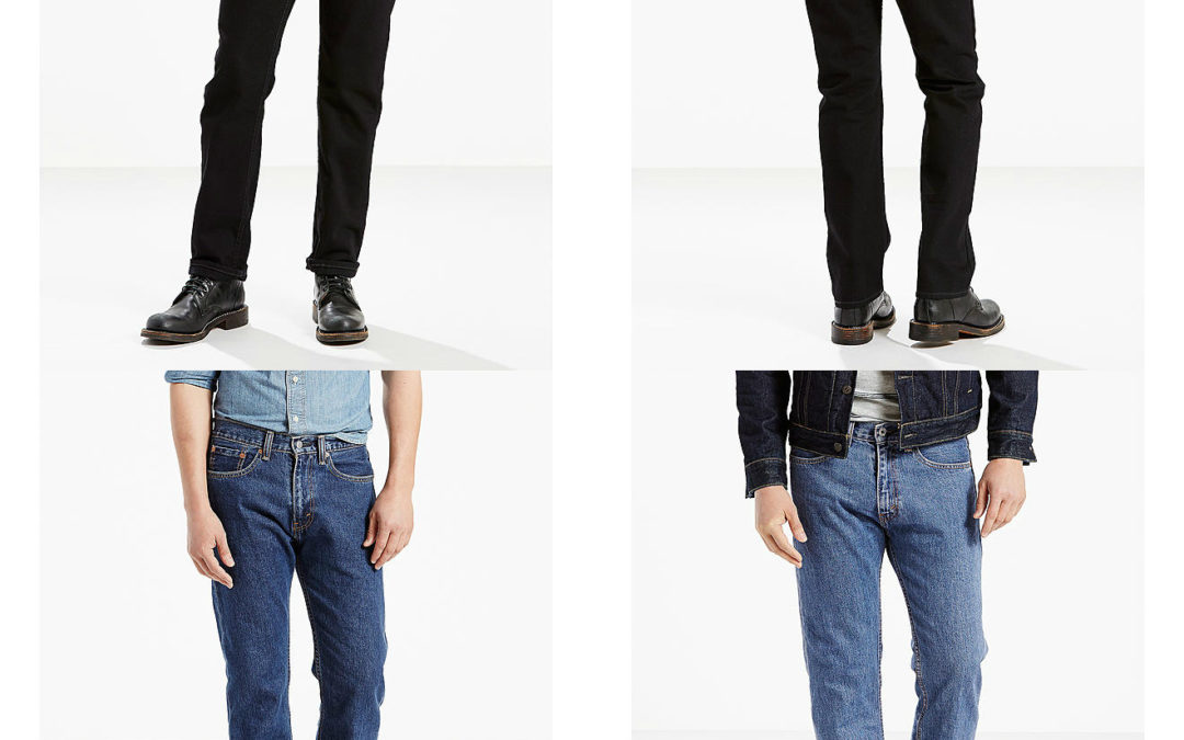Sears – Levi's Men's Big & Tall 505 Regular Fit Jeans Only $49.99 Through 10/18/17 (Reg $69.50) + Free Shipping