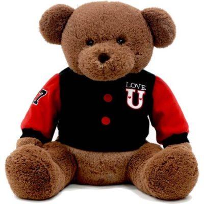Walmart – Valentine 27″ Large Lovable Stuffed Teddy with Varsity Jacket Only $12.99 (Reg $28.00) + Free Store Pickup