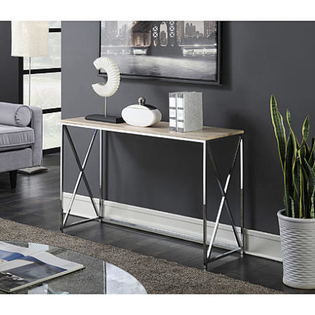 Kmart – Convenience Concepts Belaire Console Table Only $120.69 (Reg $160.00) + Free Shipping