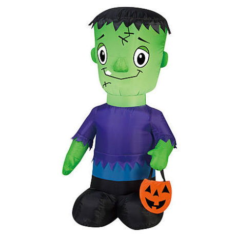 Kmart – Totally Ghoul 3.5′ Airblown Inflatable – Frankie Only $20.99 (Reg $29.99) + Free Store Pickup