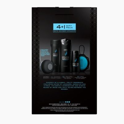 Walmart – AXE Phoenix Holiday Gift Box with Bluetooth Speaker Only $19.88 (Reg $26.17) + Free Store Pickup