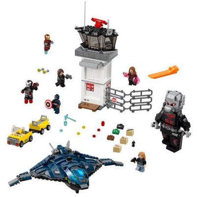 Walmart – LEGO Super Heroes Super Hero Airport Battle 76051 Only $55.99 (Reg $79.99) + Free 2-Day Shipping