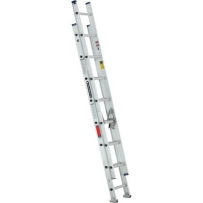 Walmart – Louisville Ladder W-2328-16 16 ft. Aluminum Ladder, Type III, 200 Lbs Load Capacity Only $88.00 (Reg $119.99) + Free Shipping