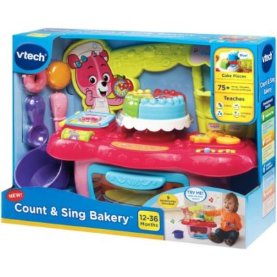Walmart – VTech Count & Sing Bakery Only $19.29 (Reg $29.99) + Free Store Pickup