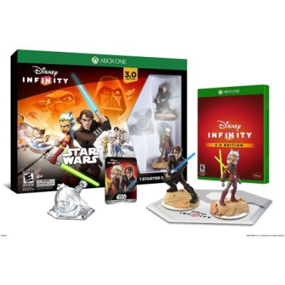 Walmart – Disney Interactive Infinity 3.0 Edition Starter Pack – Xbox One Only $9.88 (Reg $19.88) + Free Store Pickup