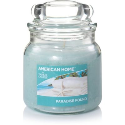 Walmart – American Home by Yankee Candle Paradise Found 12 oz Medium Jar Candle Only $7.27 (Reg $10.92) + Free Store Pickup