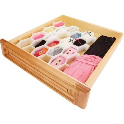 Walmart – Simplify 34-Compartment Drawer Organizer Only $6.90 (Reg $11.49) + Free Store Pickup