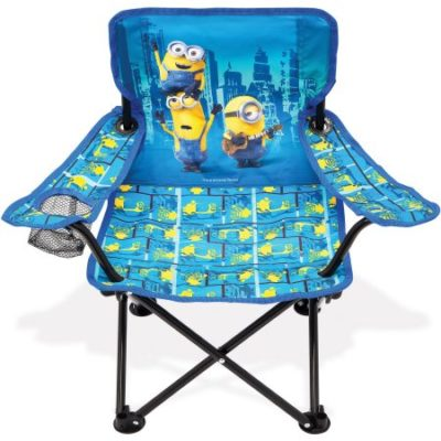 Walmart – Minions Fold N' Go Chair Only $18.09 (Reg $19.34) + Free Store Pickup