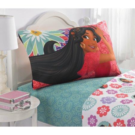 Walmart – Disney's Elena Of Avalor 'Let Your Heart Sing' Kids Sheet Set Only $14.65 (Reg $29.88) + Free Store Pickup