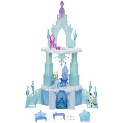 Walmart – Disney Frozen Little Kingdom Elsa's Magical Rising Castle Only $24.95(Reg $68.00) + Free Store Pickup