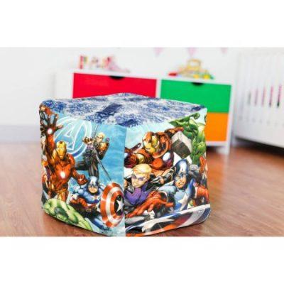 Walmart – Marvel Avengers Cube Bean Pouf Only $15.00 (Reg $24.97) + Free Store Pickup