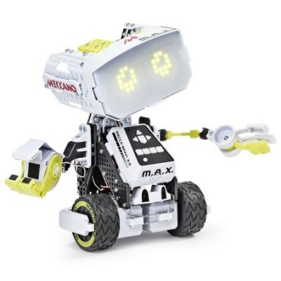 Walmart – Meccano-Erector M.A.X Robotic Interactive Toy with Artificial Intelligence Only $112.46 (Reg $149.99) + Free 2-Day Shipping