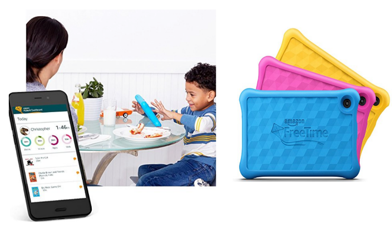 Amazon – New Fire 7 Kids Edition Tablet With Kid-Proof Case And 2-Year Worry-Free Guarantee For Only $69.99