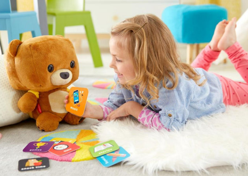 ToysRUs Flash Sale Thru 6PM EST- Fisher-Price Interactive Smart Bear Only $19.99 (Regularly $100)