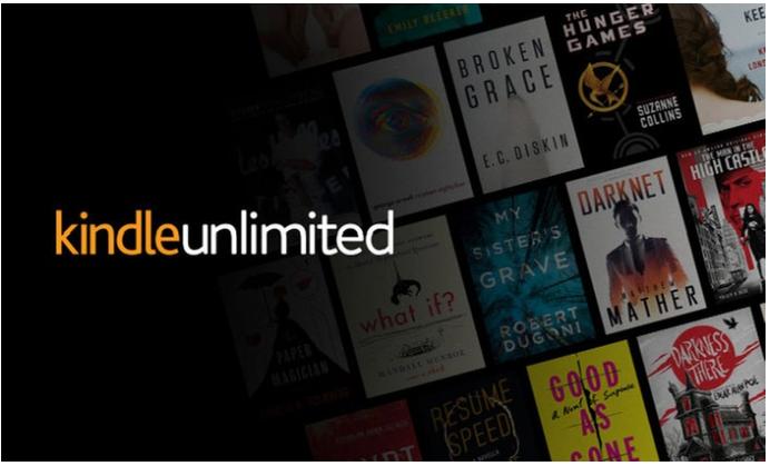 FREE Kindle Unlimited Membership $19.98 Value