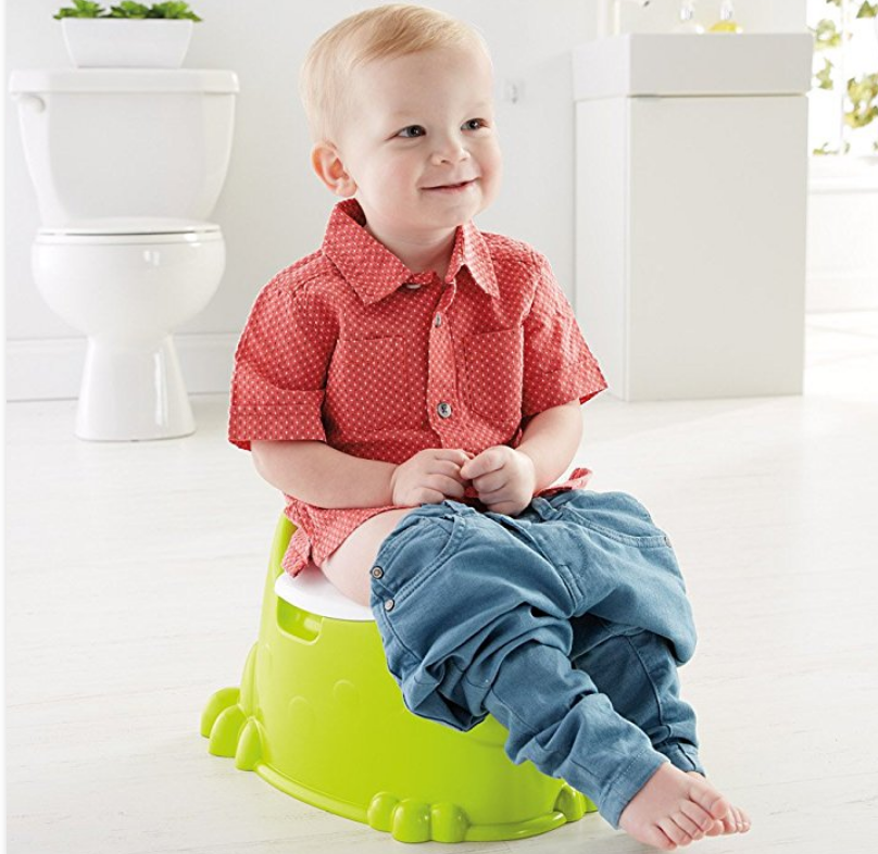 Amazon – Fisher-Price Froggy Potty Only $6