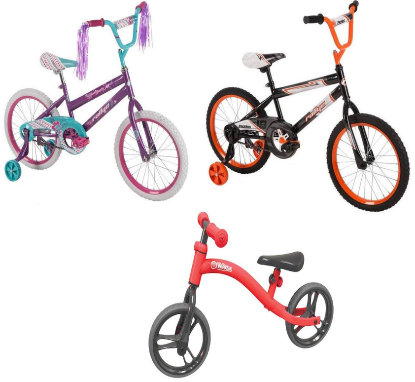 ToysRUs.com – Up To 40% Off Bikes For The Whole Family + Kids 18 inch Rallye Bikes Only $39.99 Shipped!