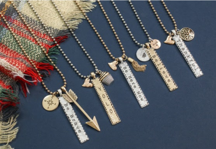 Cents Of Style – Charm Necklaces for $11.99 (Reg $24.95) + FREE SHIPPING!