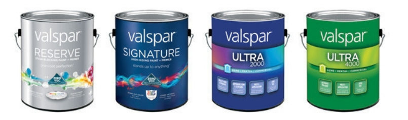 Valspar Paint – 10 FREE Gallons For Qualified Professionals