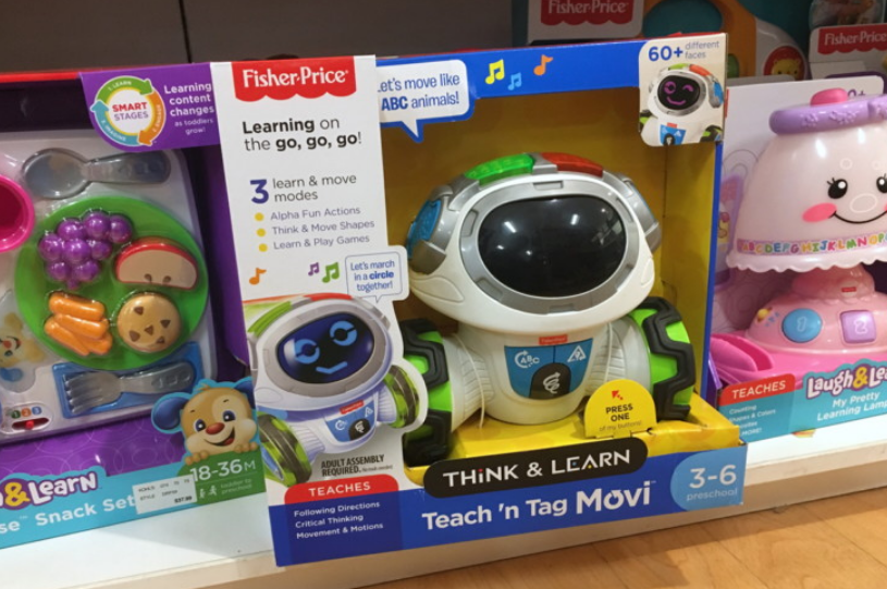 Fisher-Price Think & Learn Movi as Low as $28.49 Shipped (Reg $45) at Target – Today Only!