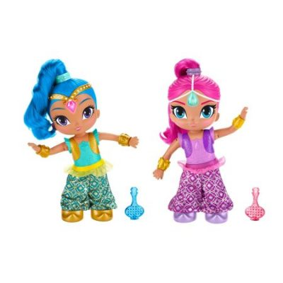 Walmart – Shimmer and Shine Genie Dance 2-Pack Only $49.88 (Reg $59.88) + Free 2-Day Shipping